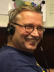 PA3EWP - Ronald Stuy - Board Member