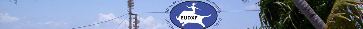 EUDXF – The European DX Foundation